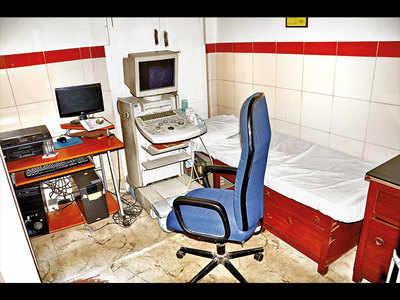 PMC to scrap unused sonography machines
