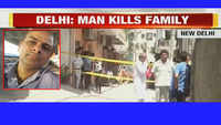 Depressed Delhi tutor slits throats of 3 kids, wife