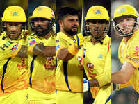 Top 5: Raina & Dhoni top CSK's all-time run getters' list