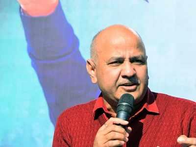 Delhi election 2020: Vote for good education of your children, says Manish Sisodia