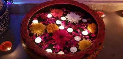Diwali with a Southern twist