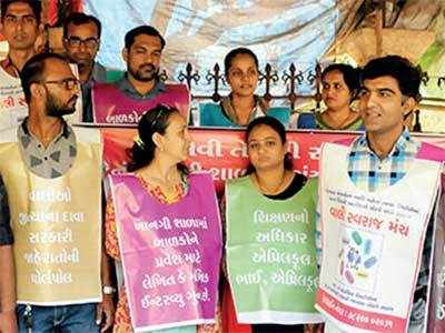 Distressed parents to write letters to MLAs