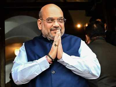 Amit Shah tests negative for COVID-19, tweets Manoj Tiwari, later deletes it