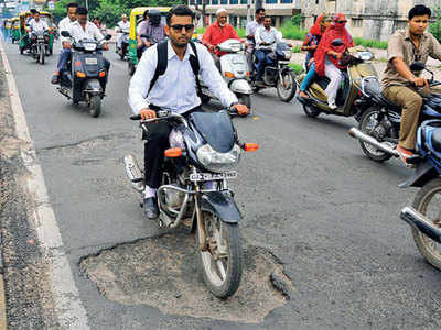 Have potholes increased the duration of your commute?