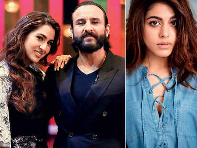 Saif Ali Khan on Sara Ali Khan not being part of Jaawaani Jaaneman: Alaia F was perfect for the role