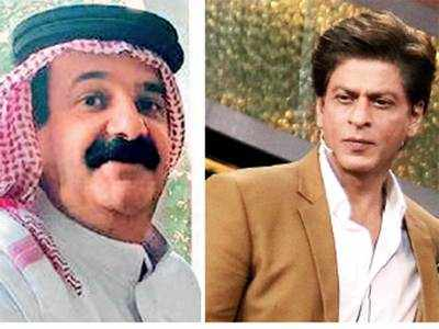 The curious case of the star-struck Sheikh