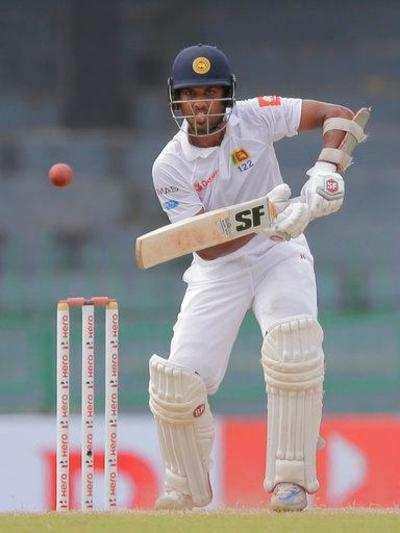 India vs Sri Lanka Series 2017: Dinesh Chandimal looks to revive Lanka's fortunes with 2015 encore