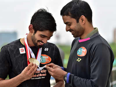 Exclusive: Becoming No 1 is just the beginning for Kidambi Srikanth, says Pullela Gopichand