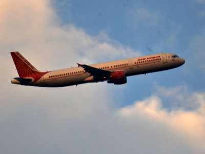 Ahmedabad-Delhi Air India flight suffers bird hit, passengers create ruckus at airport