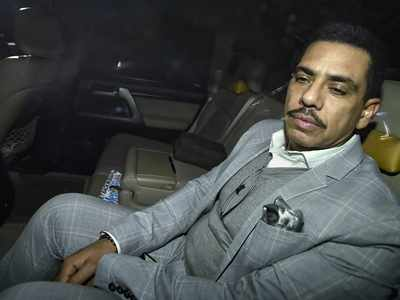 ED moves Delhi High Court  for cancellation of bail to Robert Vadra