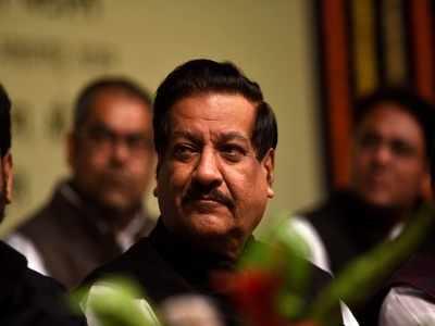 Prithviraj Chavan: Firm linked to BJP handled Maharashtra CEO's social media advertisements