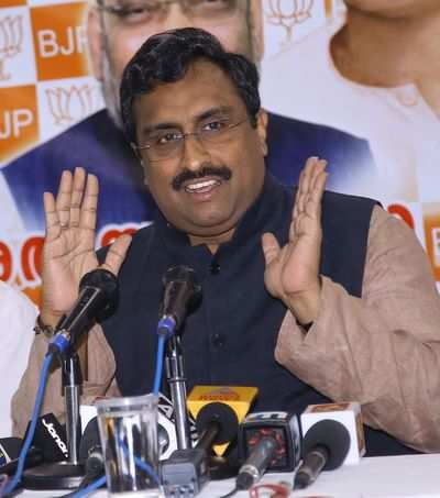 Kathua rape and murder case: No threat to PDP-BJP coalition in Jammu and Kashmir, says BJP national general secretary Ram Madhav