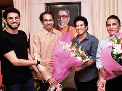 Sunil Gavaskar and Sachin Tendulkar propose to jointly start a cricket academy on Bandra plot that MHADA wants to reclaim