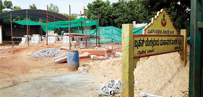 Judges all around, and yet court orders are flouted in Yelahanka New Town