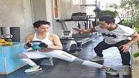 Kangana Ranaut's pilates video will inspire you to hit the gym!