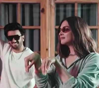 Watch: Deepika Padukone's quirky birthday video for husband Ranveer Singh