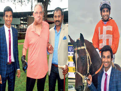 Dream debut for Deepesh Narredu as youngest trainer