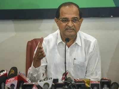 Radhakrishna Vikhe-Patil resigns as LoP delivering another blow to the Congress