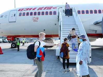 International travel ban: Air India cancels flights to the ...