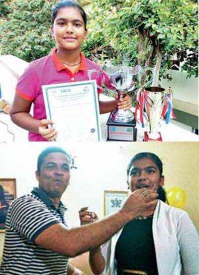 Tennis: AITA ranks national U-12 champion Siddhi Khandelwal as 45th on U-14 list