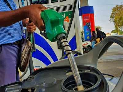 Petrol prices unchanged across metros for eighth consecutive day