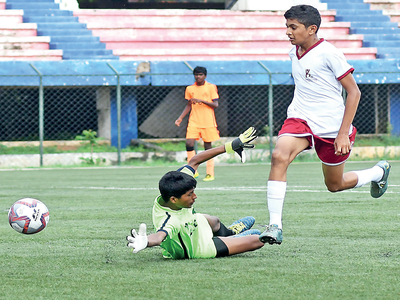 Football tourney for young champs in Bengaluru