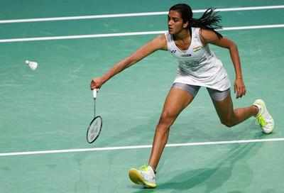 Shuttler PV Sindhu finishes runner-up in India Open
