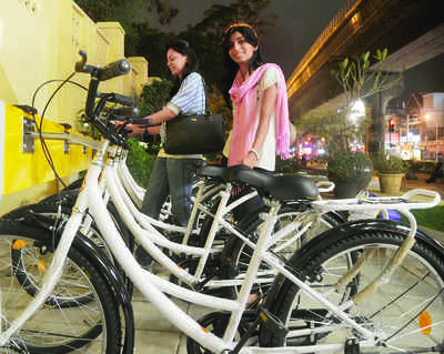 DULT identifies docking stations for first phase of bicycle sharing system