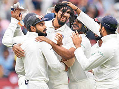 Does the Melbourne Test win prove this is the best-ever Team India visiting Australia?