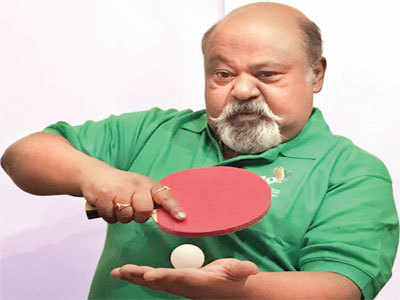 Saurabh Shukla, the TT champ