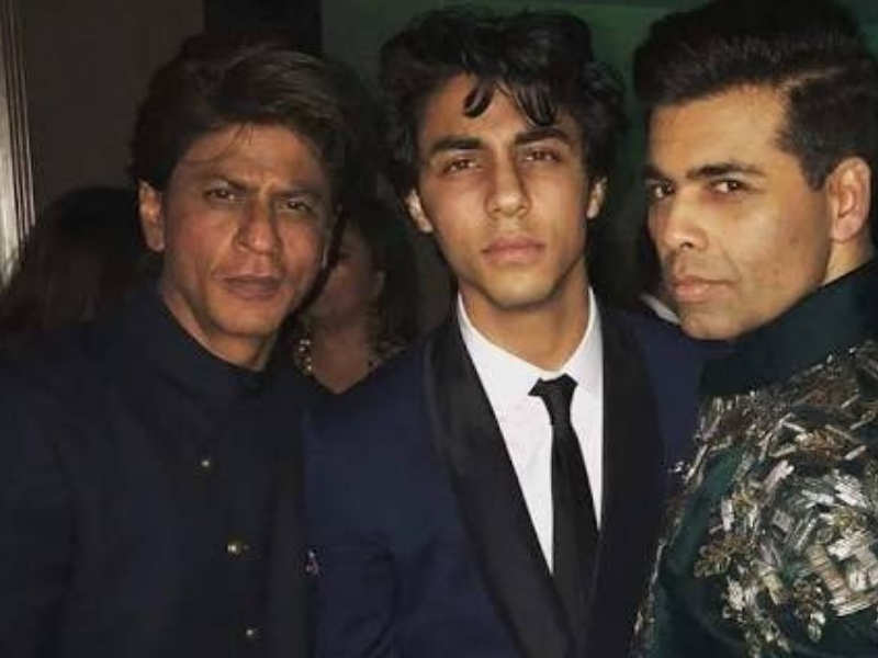 Karan Johar on Shah Rukh Khan's son Aryan's birthday: My baby boy is 21 today