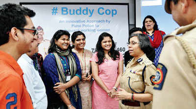 How the Buddy Cop System is helping working women in Pune