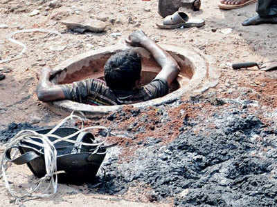Put an end to manual scavenging forthwith: High Court to govt