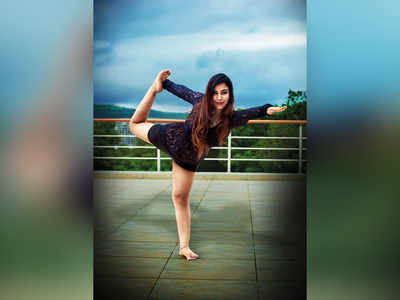 After uncle Bikram's disgrace, his yogini niece in hot water