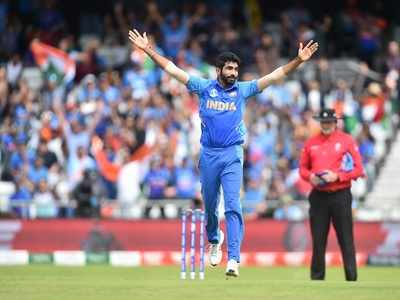 Jasprit Bumrah completes his 100 ODI wickets in World Cup match against Sri Lanka