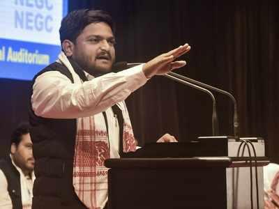 Gujarat HC judge recuses himself from hearing Hardik Patel's rioting case
