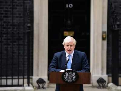 UK PM Boris Johnson visits Hindu temple, vows to partner with PM Modi to build new India