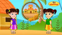 Kids Rhymes | Nursery Stories & Baby Songs - 'Chemma Chekka Charadesi Mogga' - Kids Nursery Rhyme In Telugu