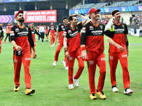 IPL: Padikkal, Chahal star as RCB beat SRH by 10 runs