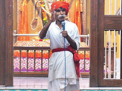 Shivpratishthan at Wari: Manu is greater than saints: Sambhaji Bhide