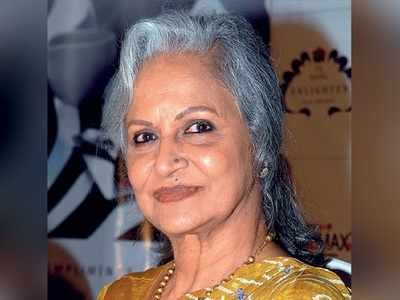 Veteran actress Waheeda Rehman turns photographer