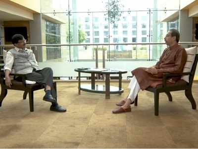 Uddhav Thackeray on COVID-19 situation, unlocking, challenges during tenure, restarting railways and BJP