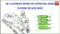 1st Fully automated driving test centre launched in Delhi