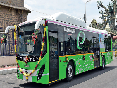 4 destinations to have electric buses that can run up to 250 km on full charge
