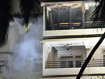 Fire breaks out in 15-storeyed building in Malabar Hill; no casualties reported