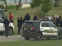Two dead in Texas Air Force base shooting