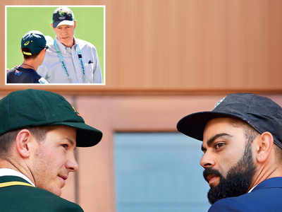 India skipper believes India Australia Test series will not be without controversies