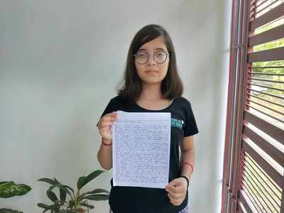 'Please think about our future': Young climate activist Ridhima Pandey appeals to PM Modi demanding clean air