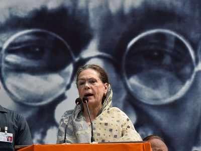 Sonia Gandhi picks up prestige battle in Haryana, to address her first rally on Friday