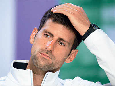 Looking Ahead 2018: Will the real fit Novak Djokovic please stand up?